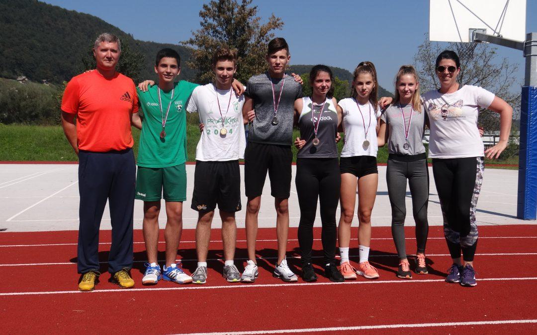 Atletski športni dan in atletsko ekipno tekmovanje