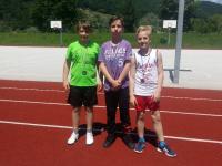Športni dan 4. in 5. razreda - atletski mnogoboj