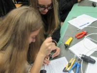 Tehniški dan 9. razred - ŠC Novo mesto