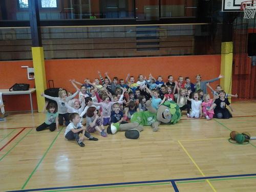 Našo šolo je obiskal Lipko