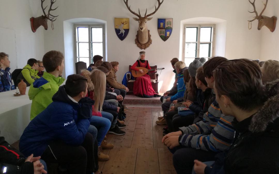 Devetošolci obiskali grad Struga