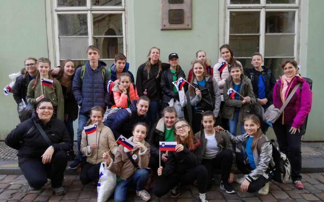 Utrinki iz Prage