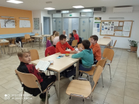 Šola v naravi - CŠOD Breženka 1. dan
